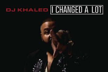 "Stream DJ Khaled's New Album ""I Changed A Lot"""