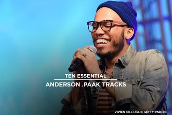 10 Essential Anderson .Paak Tracks