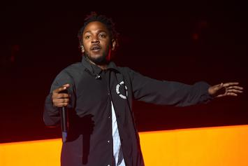 Kendrick Lamar Co-Headlining Hyde Park With Florence & The Machine