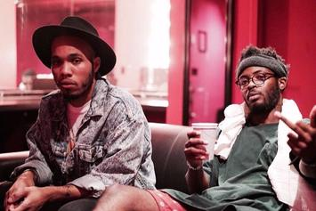 "Stream Anderson .Paak & Knxwledge's 6-Track EP ""Link Up & Suede"""
