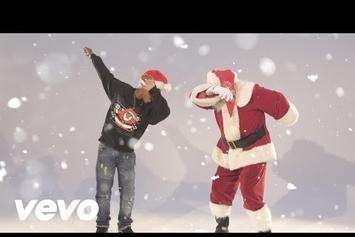 "2 Chainz ""Watch Out"" Feat. Dabbing Santa Video"