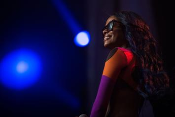 Azealia Banks Reportedly Arrested For Punching & Biting A Security Guard