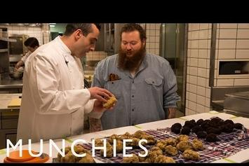 Watch Action Bronson Eat/Explore Truffles In NYC