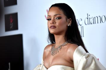 Shooting At L.A. Club Reportedly Forces Rihanna & Travis Scott To Leave