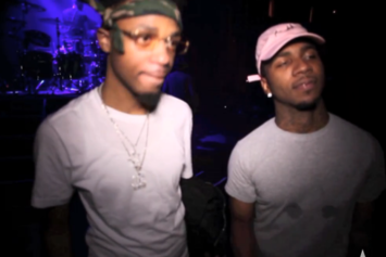 "Lil B ""BasedGod (""Jumpman"" Remix)"" Video"