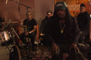 Wale Remixes ESPN First Take's Theme Music