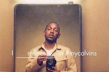 Kendrick Lamar, Fetty Wap, Joey Bada$$ & More Star In New Calvin Klein Campaign