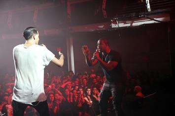 G-Eazy & A$AP Ferg Bring The House Down At Terminal 5