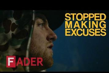 """Mac Miller """"Stopped Making Excuses"""" Documentary"""
