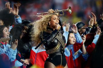 "Beyoncé Announces ""Formation"" World Tour At Super Bowl 50"
