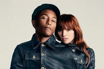Pharrell Is Now The Co-Owner Of G-Star