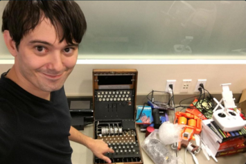 Artist Sues  Martin Shkreli Over $2 Million Wu-Tang Album