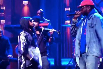 "Lil Wayne & 2 Chainz Debut New Single ""Rolls Royce Weather Everyday"" On Jimmy Fallon"
