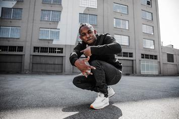 Kendrick Lamar Reps New Reebok Classic Leather