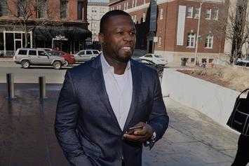 50 Cent Reaches Bankruptcy Agreement With Creditors