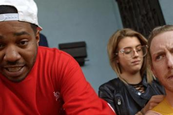 "Chuck Inglish Feat. Asher Roth, Helios Hussain ""Sweat Shorts"" Video"