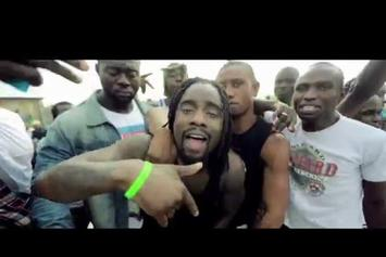 """Wale """"The God Smile"""" Video"""