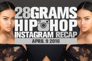 28 Grams: Hip-Hop Instagram Recap (April 9)