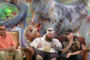"""Watch The Trailer For Action Bronson's """"Ancient Aliens"""" 4/20 Special"""
