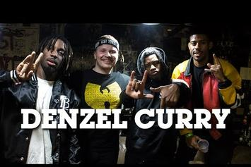 Damon Campbell Interviews Denzel Curry