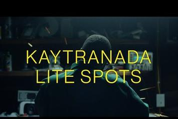 "Kaytranada ""Lite Spots"" Video"