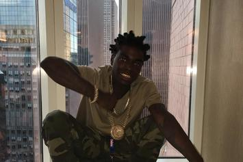 Kodak Black Reportedly Arrested For Second Time This Year