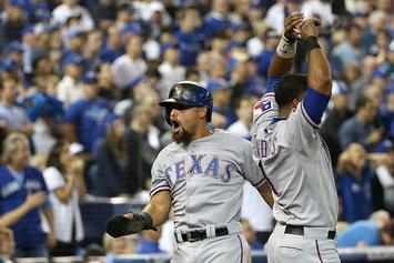 A BBQ Spot In Texas Is Offering Rougned Odor Free Food For Life For Punching Jose Bautista