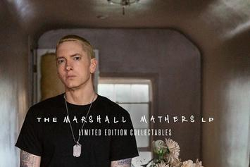 Fans Can Now Buy An Actual Brick From Eminem's Childhood Home