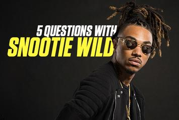 5 Questions With Snootie Wild