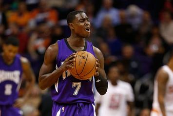 Sacramento Kings Guard Darren Collison Arrested For Felony Domestic Violence