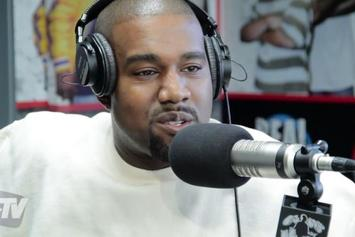 "Kanye West Talks ""Cruel Winter"", Personal Life, Legacy & More On Big Boy TV"