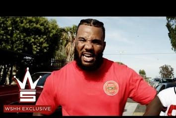 "The Game Feat. Problem, Boogie ""Roped Off"" Video"