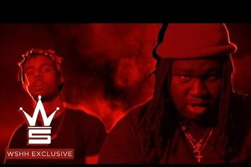 """Young Chop Feat. Vic Mensa & King 100 James """"Around My Way"""" Video"""