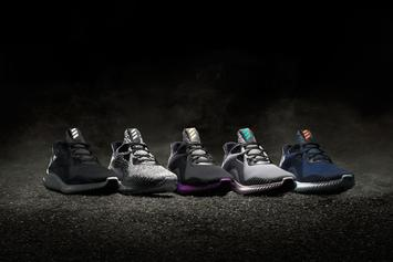 Adidas Debuts 5 New Colorways Of The AlphaBOUNCE Running Sneaker