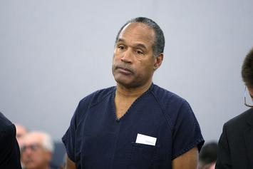 OJ Simpson Will Allegedly Take A Paternity Test For Khloe Kardashian If She Visits Him In Prison