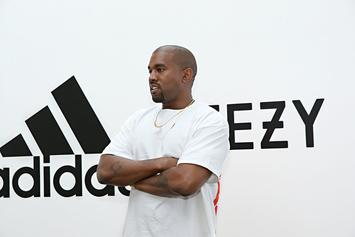 """Adidas Makes Major Announcement About Kanye West's """"Yeezy"""" Line"""