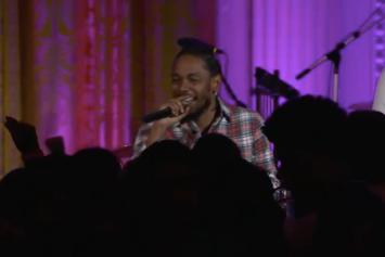 Live Stream: Kendrick Lamar & Janelle Monae Perform At White House