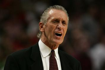 Pat Riley Is Very, Very Sad That Dwayne Wade Signed With The Chicago Bulls