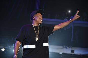 "Jay Z Shares ""Songs For Survival"" TIDAL Playlist"