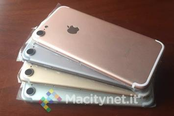 Leaked Images Of The iPhone 7 Have Surfaced
