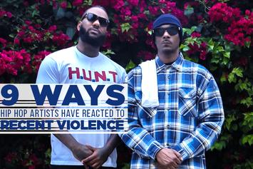 9 Ways Hip Hop Artists Have Reacted To Recent Violence