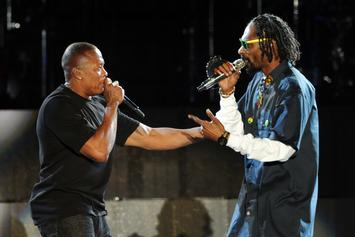 "Snoop Dogg, Dr. Dre & Suge Knight Sued Over ""Doggystyle"" Song ""Ain't No Fun"""