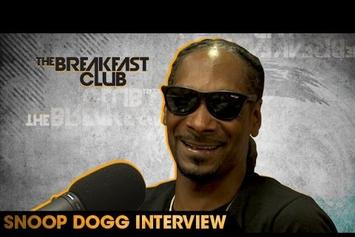 Snoop Dogg Attempts To Remember The Last Time He Wasn't Recognized