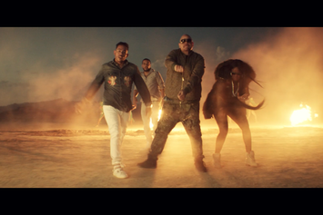 "Fat Joe, Remy Ma & French Montana Feat. RySoValid ""Cookin"" Video"