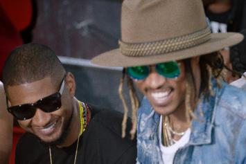 "Usher Feat. Future ""Rivals"" Video"
