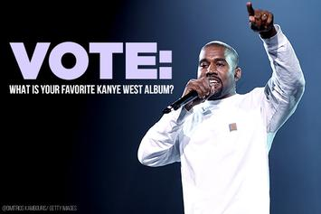 Vote: What Is Your Favorite Kanye West Album?