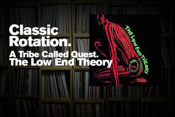 "Classic Rotation: A Tribe Called Quest's ""The Low End Theory"""