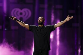 """Drake's """"VIEWS"""" Becomes First Album To Hit Billion Streams On Apple Music"""