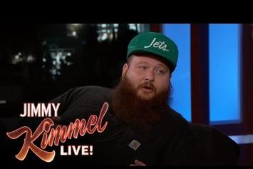 Action Bronson Recalls The Time He Ate A Baby Turtle