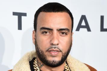 "French Montana Tells Cops ""Black Lives Matter"" At Traffic Stop"